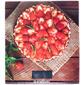 Весы кухонные электронные Endever Skyline KS-522,  рисунок Торт,  вес от 2 г до 5 кг,  закаленное стекло повышенной прочности,  автоматическое отключение