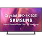 "Телевизор ЖК 50"" Samsung /  50"",  Ultra HD,  Smart TV,  Wi-Fi,  Voice,  PQI 2800,  DVB-T2 / C / S2,  Bluetooth,  CI+ (1.4),  20W,  OTS Lite,  FreeSync,  3HDMI,  2USB,  BLACK"