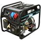 HYUNDAI [HHY 9020FE-T] Генератор бензиновый { Запуск ручной / электро,  HYUNDAI IC420,  4-х такт,  дв. 16 л.с.,  420 см3,  230-400В / 50Гц,  6, 5 кВт / nom 6, 0 кВт,  Вес 86 кг }