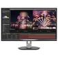 Philips 328P6AUBREB / 00 Black с поворотом экрана IPS,  LED,  2560x1440,  4 ms,  178° / 178°,  450 cd / m,  50M:1,  +HDMI,  +DisplayPort,  +USB-Type C,  +RJ45,  +MM
