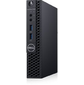 Dell Optiplex 3060 Micro Intel Core i3-8100T,  8192Mb,  128гб SSD,  Intel UHD 630,  Linux,  TPM,  1y NBD