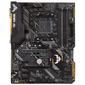 ASUS TUF B450-PLUS GAMING,  Socket AM4,  B450,  4*DDR4,  DVI+HDMI,  CrossFireX,  SATA3 + RAID,  Audio,  Gb LAN,  USB 3.1*7,  USB 2.0*6,  COM*1 header  (w / o cable),  ATX