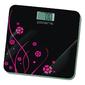 Весы напольные электронные Polaris PWS1523DG черный / рисунок макс. 150кг