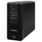 CyberPower UT1100EG,  Line-Interactive,  1050VA / 630W USB / RJ11 / 45  (4 EURO)