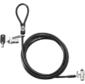 HP Dual Head Keyed Cable Lock