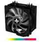XILENCE Performance A+ CPU cooler M704RGB,  PWM,  120mm fan,  4 heat pipes,  Universal