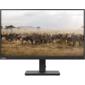 "Lenovo ThinkVision S27e-20 27"" 16:9 FHD  (1920x1080) IPS,  4ms,  CR 1000:1,  BR 250,  178 / 178,  1xHDMI 1.4,  1xVGA,  1xAudio Out  (3.5 mm),  Tilt,  3YR"