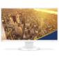"NEC MultiSync E241N White 24"" LCD LED monitor,  IPS,  16:9,  1920x1080,  6ms,  250cd / m2,  1000:1,  178 / 178,  D-Sub,  HDMI,  DP,  HAS 110 mm,  Tilt,  Swivel 45 / 45,  Pivot,  Speakers 1Wx2; тонкая рамка 1мм"