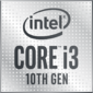 CPU Intel Socket 1200 Core I3-10105F  (3.70GHz / 6Mb) tray  (without graphics)