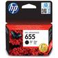 Картридж Hewlett-Packard HP 655 Black  (Черный)