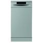 Посудомоечная машина GORENJE 84.5x44.8x60,  9 комплектов,  A,  1 / 2 загрузки,  серебристый
