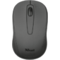 Trust Wireless Mouse Ziva,  USB,  800-1600dpi,  Black,  подходит под обе руки [21509]