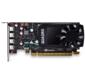 PNY NVIDIA QUADRO P620 2GB GDDR5,  128-bit,  PCIEx16 2.0,  mini DP 1.4 x4,  Active cooling,  TDP 40W,  LP,  Bulk