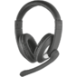 Trust Headset Reno,  Stereo,  2x mini jack 3.5mm,  Сlosed-back,  Black [21662]