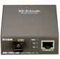 D-Link DMC-F20SC-BXD / A1A Fast Ethernet Twisted-pair to Fast Ethernet Single-mode Fiber  (20km,  LC,  TX 1550nm,  RX 1310nm) Media Converter Module