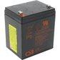 CSB Батарея GP1245 12V,  4.5Ah,  16W
