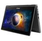 """ASUSPRO BR1100FKA-BP0355R Pentium Silver N6000 / 4Gb / 128Gb eMMC / 11, 6""""HD Touch  (1366 x 768) GL / 1 x VGA / 1 x HDMI  / RG45 / WiFi5 / BT / Cam / Windows 10 Pro / 1, 4Kg / Dark Grey / MIL-STD 810G"""