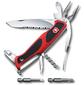 Нож перочинный Victorinox RangerGrip 174 Handyman 0.9728.WC 130мм 17 функций красно-чёрный