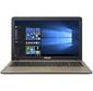 "ASUS VivoBook X540SA-XX032T 15.6"" (1366x768) / Intel Pentium N3700 (1.6Ghz) / 2048Mb / 500Gb / DVDrw / Int:Intel HD / Cam / BT / WiFi / 38WHr / war 1y / 2kg / black / W10"