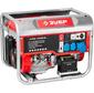 Генератор ЗУБР [ЗЭСБ-6200-ЭА] бензиновый,  4-х тактный,  ручной и электрический пуск,  автоматический пуск,  6200 / 5700Вт,  220 / 12В