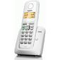 GIGASET A220 white DECT / GAP комплект из базы и трубки,  монохромный дисплей,  цвет - белый