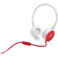HP Stereo Headset H2800 Cardinal Red cons