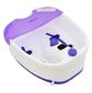 Гидромассажная ванночка для ног Polaris PMB1006 110Вт фиолетовый