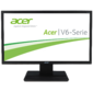 "Acer V246HLbid 24"",  LED,  LCD,  Wide 1920x1080,  5 ms,  170° / 160°,  250 cd / m,  100`000`000:1,  +DVI,  +HDMI,  black"