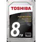 "Жесткий диск Toshiba SATA-III 8Tb HDWN180UZSVA NAS N300  (7200rpm) 128Mb 3.5"" Bulk"