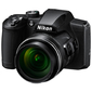 "Nikon Coolpix B600 Black 16Mp,  60x zoom,  3"",  1080P,  WiFi,  SDHC"