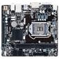 Gigabyte GA-H110M-S2V Soc-1151 Intel H110 2xDDR4 mATX AC`97 8ch (7.1) GbLAN+VGA+DVI