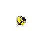 Подставка для ноутбука Thermaltake GOrb II yellow 70mm*2 FAN / blue LED / yellow