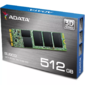 A-DATA ASU800NS38-512GT-C Ultimate SU800,  M.2 2280,  512GB,  SATA III,  R / W-560 / 520MB / s,  3D-NAND,  TLC