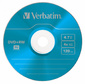 "Диск DVD+RW 4.7ГБ 4x Verbatim 43297 ""DataLifePlus"" Slim цветные  (5шт. / уп.)"