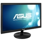 "Asus VS228NE,  21.5"",  Glossy-Black,  TN,  LED,  5ms,  16:9,  DVI,  10M:1,  250cd"