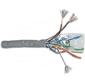 Кабель Lanmaster LAN-5ESFTP-WH 305м SFTP Cat 5e 4 pairs PVC white