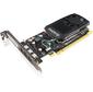 ThinkStation Nvidia Quadro P400 2GB GDDR5 Mini DPx3 Graphics Card with HP Bracket