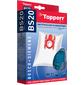 Пылесборники Topperr BS20  (4пылесбор.)  (1фильт.)