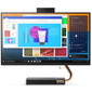 Моноблок Lenovo IdeaCentre A540-24ICB  23.8'' FHD (1920x1080) IPS / nonTOUCH / Intel Core i5-9400T 1.80GHz Hexa / 4GB / 1TB SSD / Intel UHD Graphics 630 / Intel B360 / noDVD / WiFi / BT4.0 / CR / KB+MOUSE (USB) / DOS / 1Y / BLACK