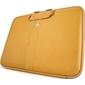Smart Sleeve,  MacBook / Ultrabook 13'' Yellow Leather inner size 327x227x20 [CLNR1303]