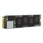 Intel SSD 660P Series PCIE 3.0 x4,  M.2 80mm,  3D2 QLC,  1TB,  R1800 / W1800 Mb / s,  IOPS 150K / 220K,  200TBW  (Retail)
