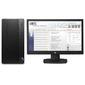 HP Bundle DT-PRO MT Intel Core i3-7100,  4GB,  500GB,  FreeDOS,  DVD-RW,  1yw,  USB kbd / mouse,  FreeDOS,  1-1-1 Wty + Monitor V197