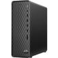 HP S01-pF1012ur MT, Core i5-10400,  8GB  (1x8GB) 2666 DDR4,  SSD 256Gb,  Intel Internal Graphics,  noDVD,  no kbd & no mouse,  Jet Black,  Win10,  1Y Wty