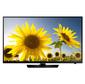 "Телевизор LED Samsung 24"" UE24H4070AUXRU 4 черный HD READY 100Hz DVB-T2 DVB-C DVB-S2 USB  (RUS)"