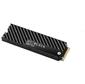 Накопитель твердотельный WD Твердотельный накопитель SSD WD Black SN750 NVMe WDS500G3X0C 500ГБ M2.2280  (без радиатора)