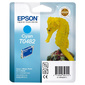 Картридж струйный Epson C13T048240 голубой для Stylus Photo R300 / RX500