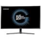 "Монитор Samsung 31.5"" C32HG70QQI темно-серый VA LED 1ms 16:9 HDMI матовая HAS Pivot 350cd 178гр / 178гр 2560x1440 DisplayPort QHD USB 6.2кг"