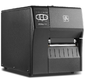 TT Printer ZT220; 203 dpi,  Euro and UK cord,  Serial,  USB
