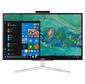 "Моноблок Acer Aspire C22-820 21.5"" Full HD Cel J4005  (2) 4Gb 1Tb 5.4k UHDG 600 Windows 10 Home GbitEth WiFi BT 65W клавиатура мышь серебристый черный 1920 x 1080"