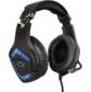 Trust Gaming Headset GXT 460 Varzz,  Stereo,  USB / 2x mini jack 3.5mm,  Сlosed-back,  Illuminated,  Black [23380]